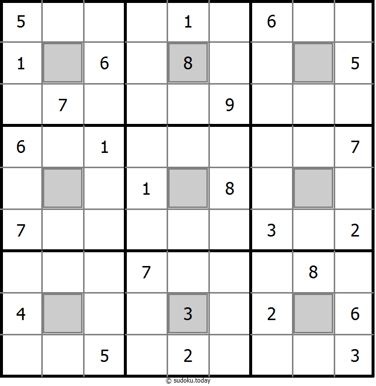 Color Sudoku 18-June-2020
